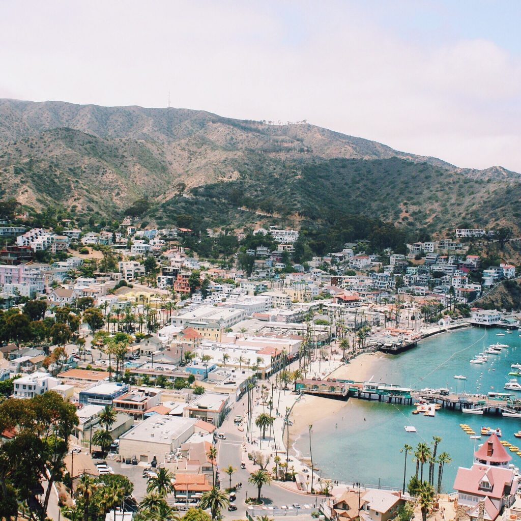 Catalina Island Beach: Southern California's Secret: Santa Catalina Island
