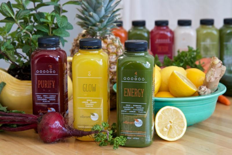 We Tried It! A 3 Day Vibrant Earth Juice Cleanse (By Someone