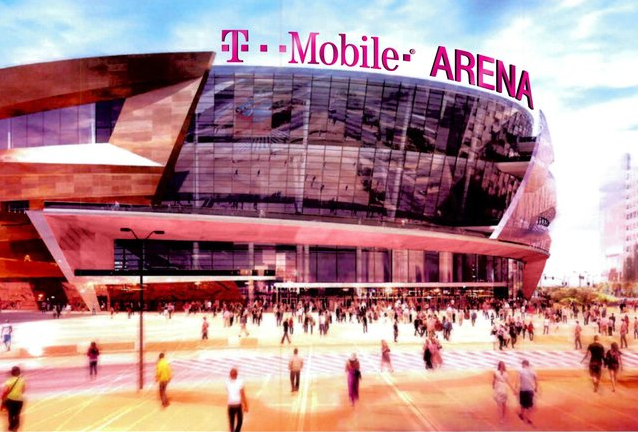 T-Mobile Arena Las Vegas Parking