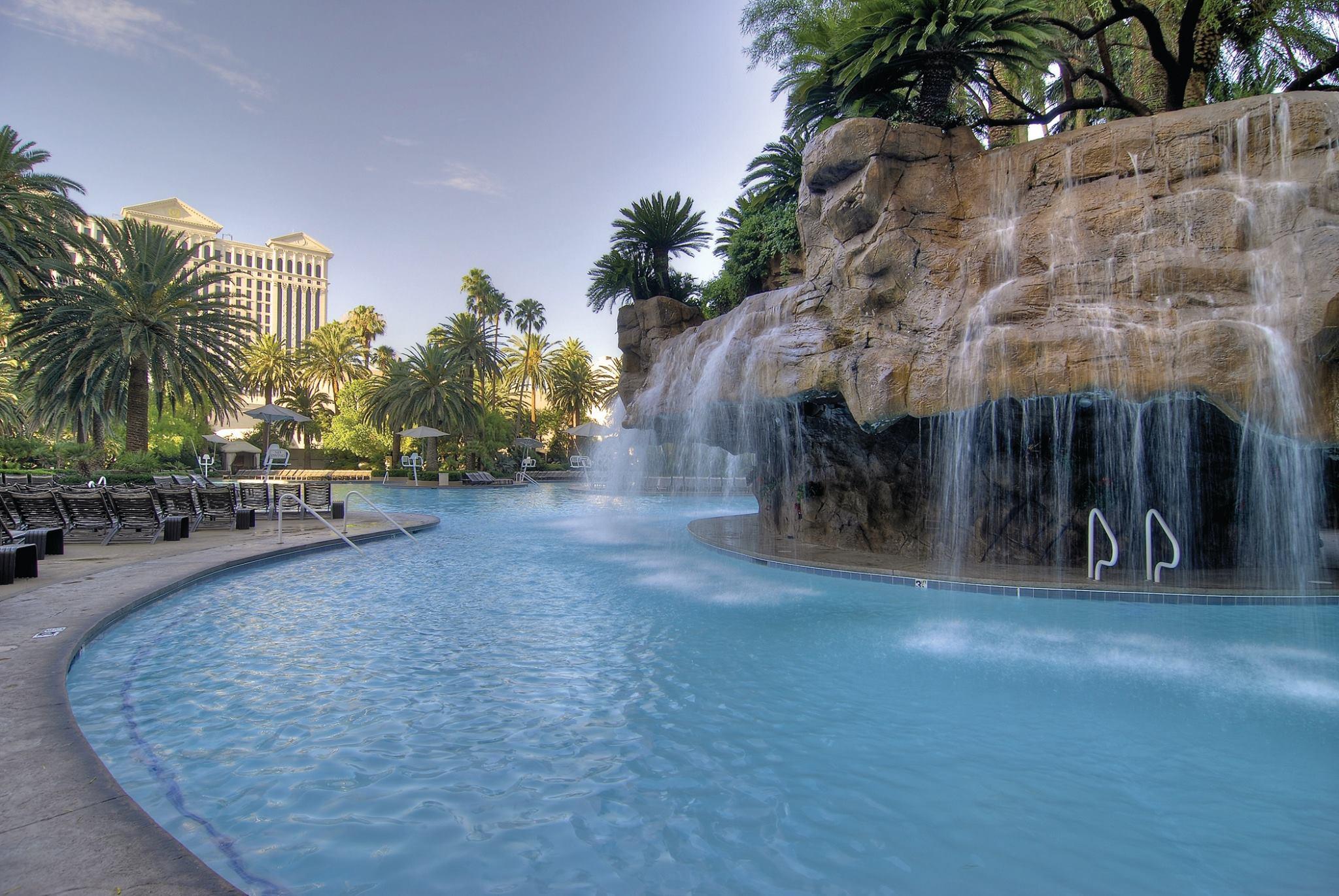 The Mirage Vegas Pool